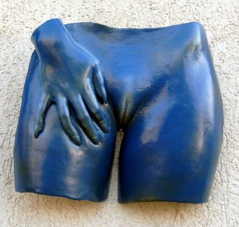 sperma küsse intim bodypainting